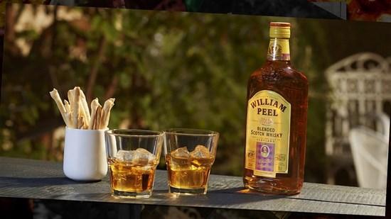 Виски William Peel