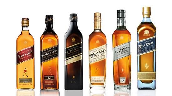Виски Johnnie Walker