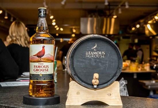 Виски The Famous Grouse – «Знаменитая куропатка»
