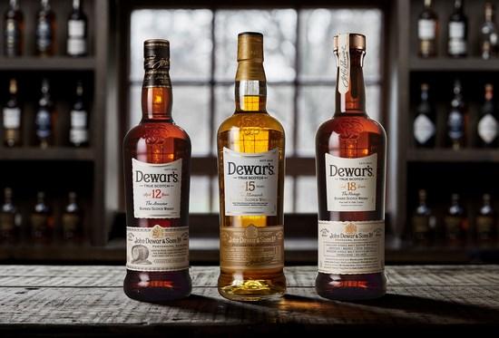 Виски Dewar`s
