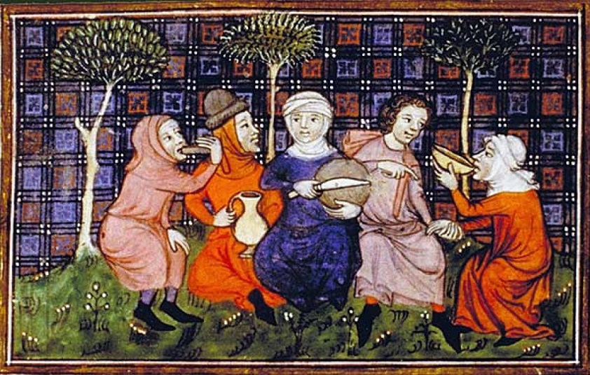 Средневековые шалости