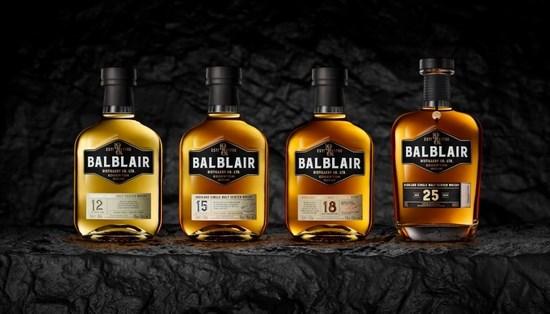 На фото – виски Balblair