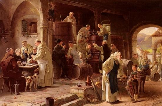 История винной бутылки