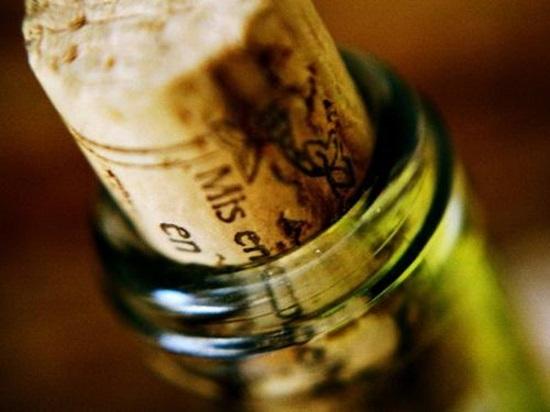 Хранение початой бутылки