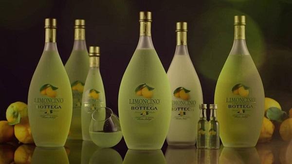 Близкий родственник лимончелло – лимончино
