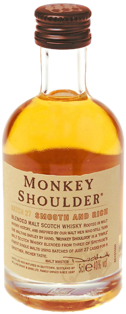 Monkey Shoulder 0.05л