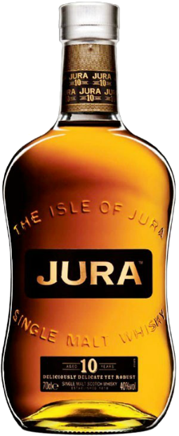 The Isle of Jura aged 10 лет