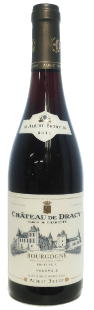 Chateau de Dracy Pinot Noir Bourgogne Red Dry