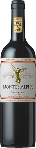 Montes Alpha Carmenere Red Dry