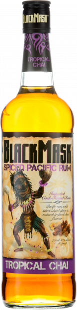 Black Mask Tropical Chai