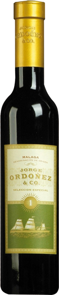 Jorge Ordonez & Co, Seleccion Especial Nº1, Malaga, Grupo Jorge Ordonez, DO