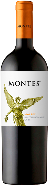 Montes Malbec Red Dry
