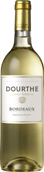 Dourthe, Grands Terroirs, Bordeaux, Blanc Medium Sweet AOC