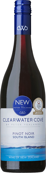 Clearwater Cove Pinot Noir South Island 2016