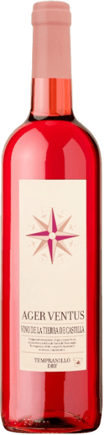 Ager Ventus Tempranillo Rose Dry VdT