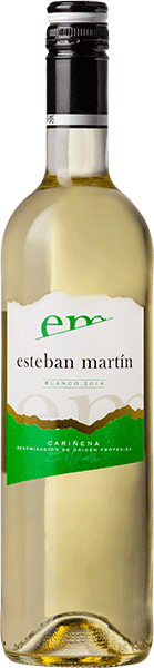 Esteban Martin, Blanco, Carinena DO