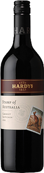 Hardys Stamp Shiraz Cabernet Semi-Sweet
