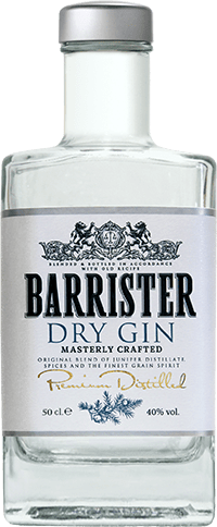 Barrister Dry Gin