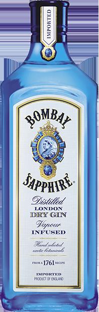 Купить джин Bombay Sapphire 0.5 л с хорошими отзывами по выгодной цене в Москве, Санкт-Петербурге