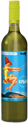 Alma Valley Spring Wine