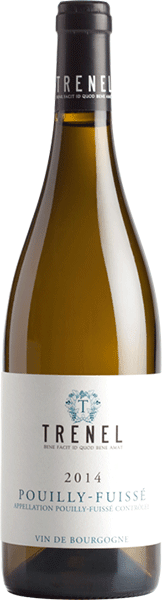 Pouilly Fuisse Trenel 2014
