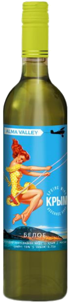 Вино Alma Valley Spring Wine 0.75 л