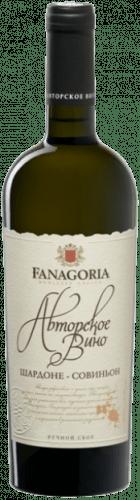 Fanagoria Avtorskoe Vino Chardonnay-Sauvignon