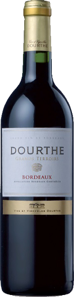 Dourthe, Grands Terroirs, Bordeaux Rouge AOC