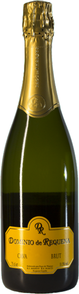 Игристое вино Dominio de Requena Cava Brut 0.75 л