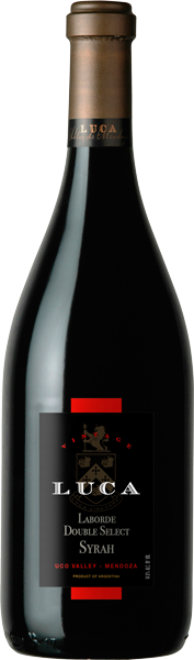 Luca Laborde Double Select Syrah Aged Red Dry