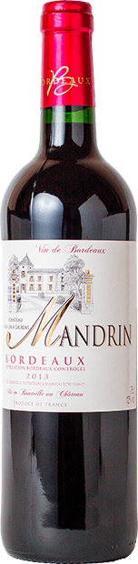 Chateau Moulin De Laurent Mandrin