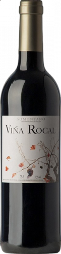 Vina Rocal, Tinto, Somontano, Bodega Pirineos, DO