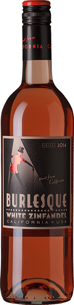Burlesque, White Zinfandel Rose 2016