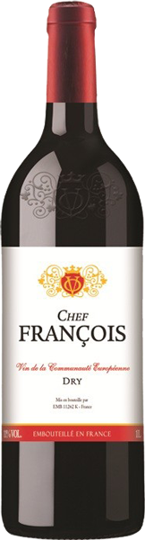 Chef Francois, Rouge, Dry