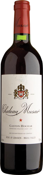 Chateau Musar Red Dry