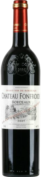 Chateau Fonfroide Bordeaux
