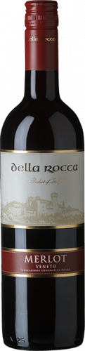 Della Rocca, Merlot, Veneto IGT 2016