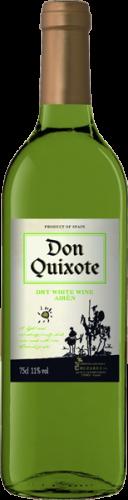 Don Quixote, white dry, Vino de Mesa