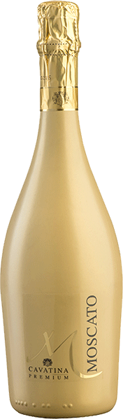 Moscato Spumante Cavatina gold