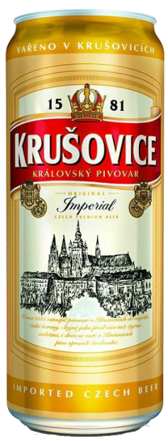 Krusovice Imperial