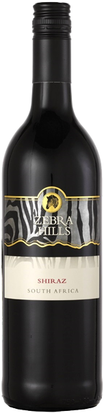 Zebra Hills Shiraz Red Dry