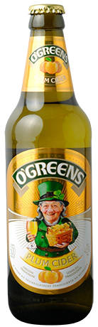 O'Greens Plum Cider