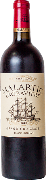 Chateau Malartic Lagraviere Red