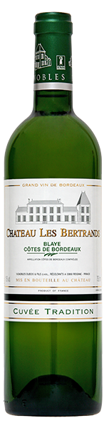 Chateau Les Bertrands Blanc