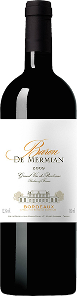 Baron de Mermian, Bordeaux Rouge