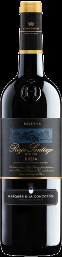 Rioja Santiago Reserva