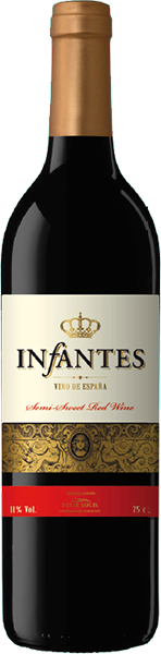 Infantes, Red Semi-Sweet