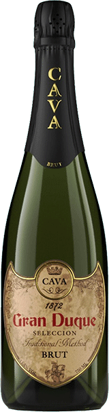 Gran Duque Seleccion Brut, Cava DO