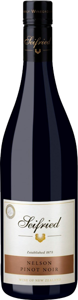 Seifried Nelson Pinot Noir Red Dry