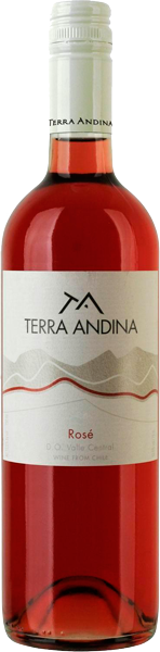 Valle Central Terra Andina Rose Semi-Dry